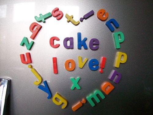 Cake-love